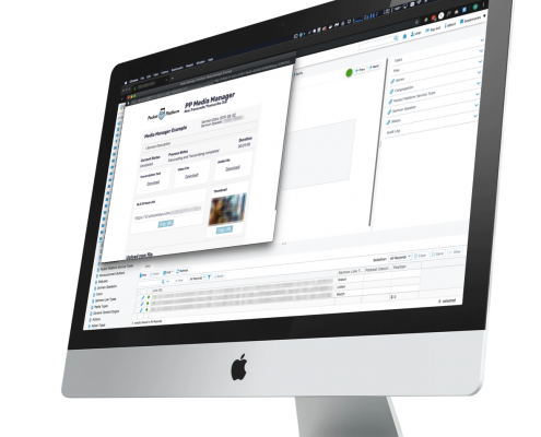 PocketPlatform Media Manager
